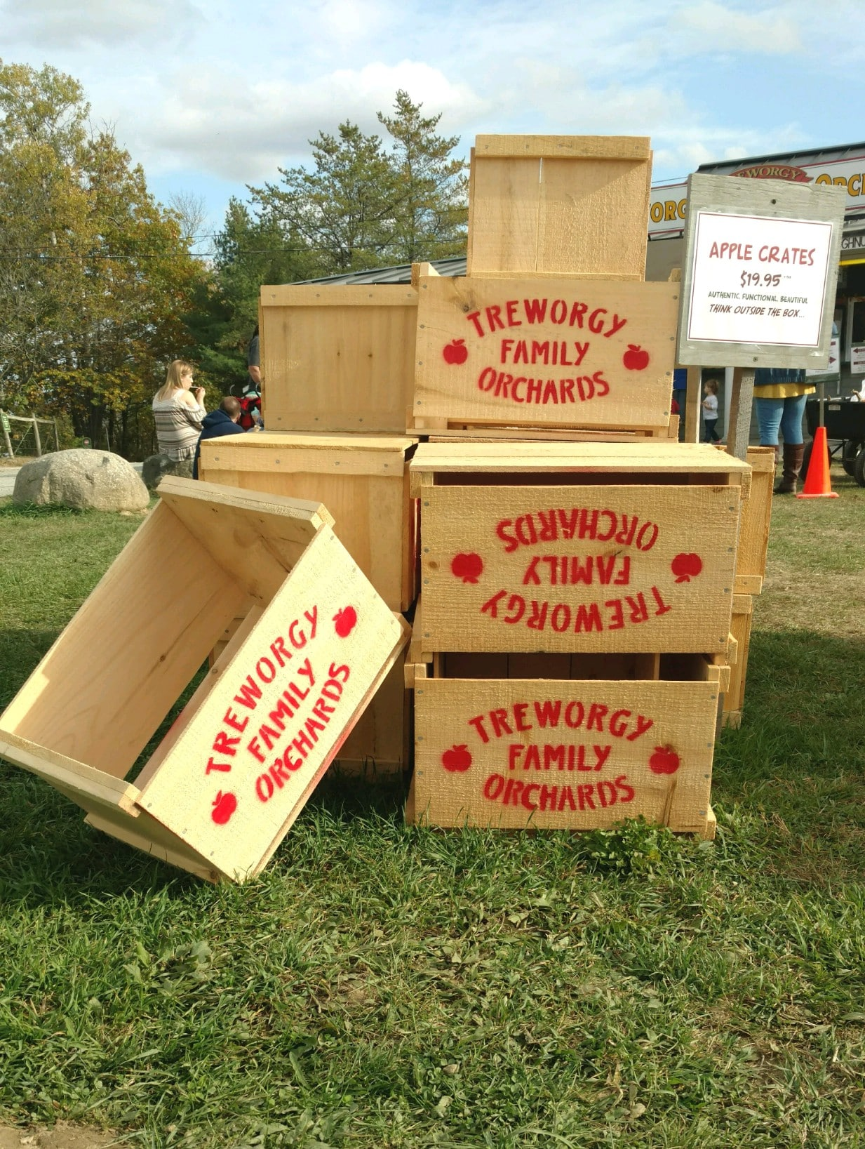 Treworgy Family Orchards – Levant, Maine – October 2017
