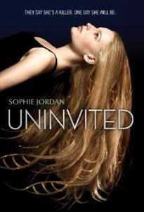 Uninvited by Sophie Jordan
