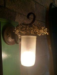 Masonlight at Morse's Sauerkraut
