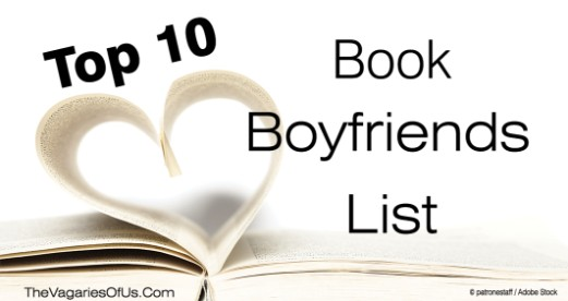 10 Best Book Boyfriends Book List