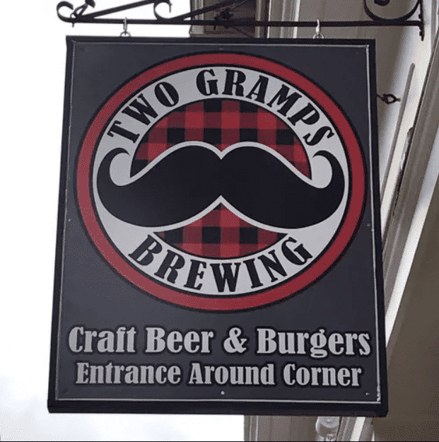 Two Gramps Brewing Review