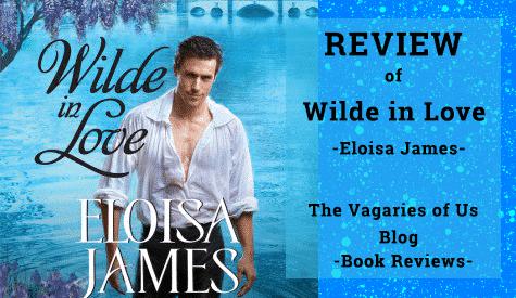 Review of Wilde in Love by Eloisa James