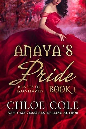 Book cover of Anaya's Pride