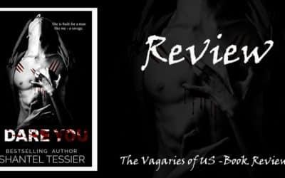 I Dare You by Shantel Tessier: Review
