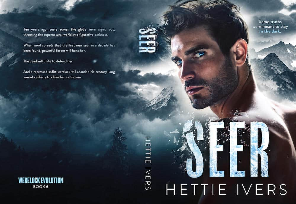 Cover Reveal of SEER by Hettie Ivers – A Paranormal Romance