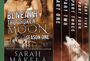 Book Spotlight – Beneath The Broken Moon – New Release 2019